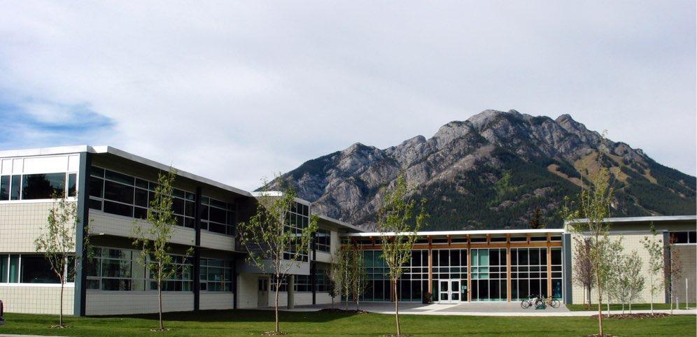 ACADEMICS All high school students of the BHA attend the Banff Community High School and follow the Alberta Learning Curriculum for