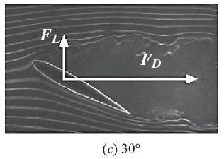 An important consequence of flow separation is the formation and shedding of circulating fluid structures, called vortices, in