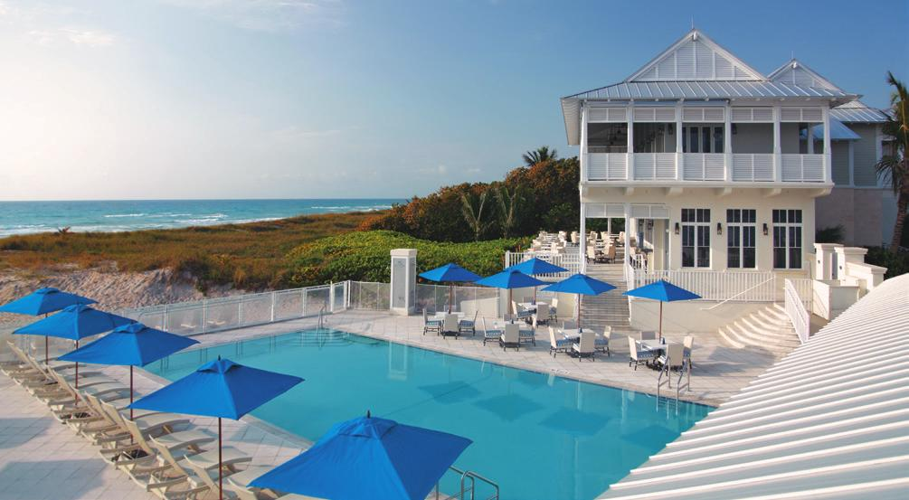 The former Hamlet Country Club was acquired in 202 by Seagate Hospitality Group, operators of The Seagate Hotel & Spa, The Seagate Beach Club, The Seagate Country Club, The Seagate Yacht Club, and