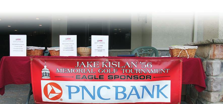 Sponsorship Information Support the 10 th Annual Jake Kislan 56 M Eagle Sponsorship $4,000 Eagle Sponsorship includes company name and logo recognition on all external publicity materials related to
