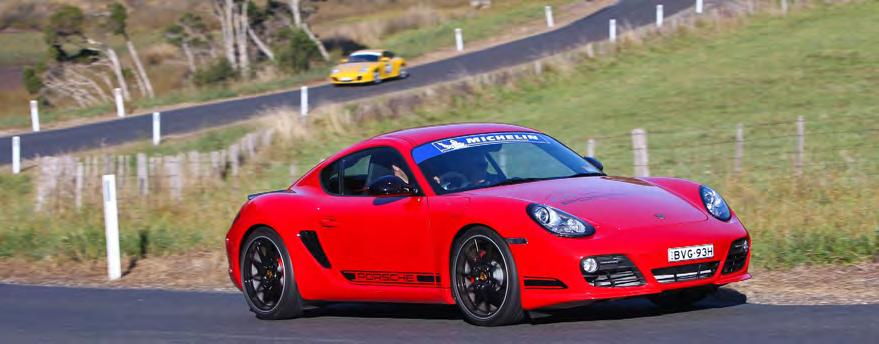 Itinerary: Sunday 15 April - Saturday 21 April, 2012 Welcome to The Porsche Targa Tasmania Tour. A driving experience like no other.