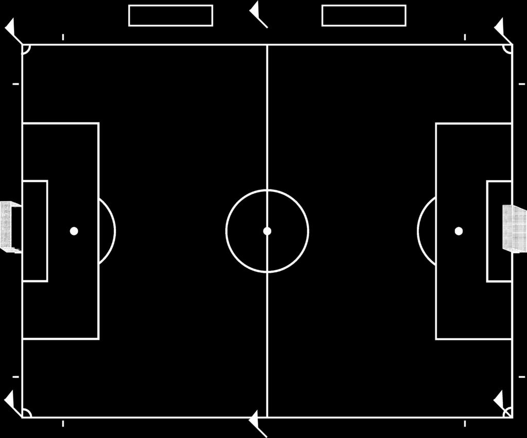 DAY 1 LAW 1: The Field of Play The Lines and Areas of the Field Technical Area Touchline Optional Flag Goal Line Halfway Line Goal Center Mark Penalty Arc Penalty Area Goal Area Center Circle 10