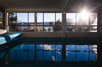 The Accommodation Famous for its breathtaking vantage point above Lake Jindabyne with magnificent views from every room, the resort offers