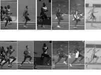the worlds best sprinters run more positive posture