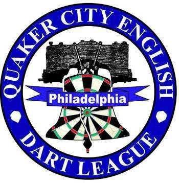 Quaker City English Dart League 2017 2018 President: Rick Arcangel Vice-President: Ray Wolf, Jr.