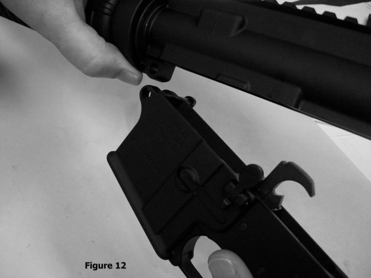 Function Test WARNING: BEFORE PERFORMING A FUNCTION TEST, REMOVE THE MAGAZINE AND CLEAR THE CHAMBER AND KEEP THE FIREARM POINTED IN A SAFE DIRECTION.
