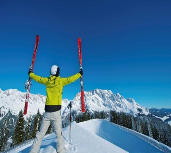 good progression for beginners and some exhilarating runs for intermediate and experienced skiers.