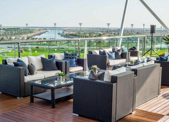 CHAMPIONS CLUB BY F1 EXPERIENCES Included in Champion Packages Enjoy luxury and elegance