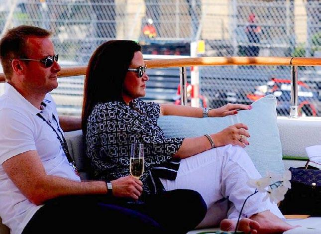 Enjoy the finest VIP hospitality as you watch the on-track action from one of four viewing