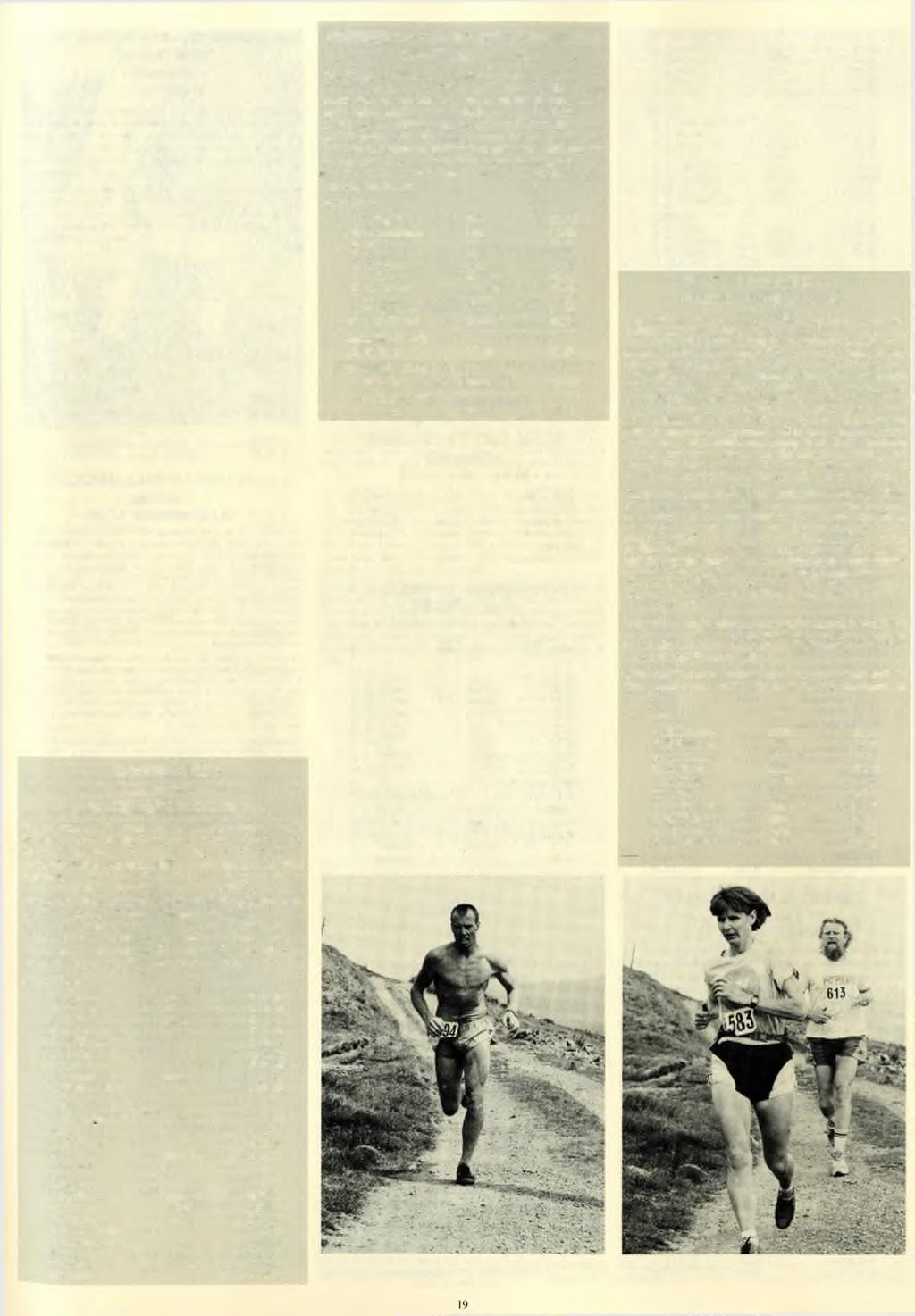 SAUNDERS LAKELAND MOUNTAIN MARATHON Cumbria 1/2.7.95 For the first time in a number of years this event was staged in the Coniston Fells.
