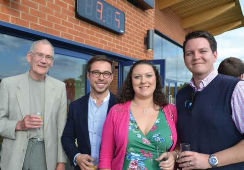 Angela Bishop, Andy Watson, Chris Grant, Hugo Doyle, Paul O