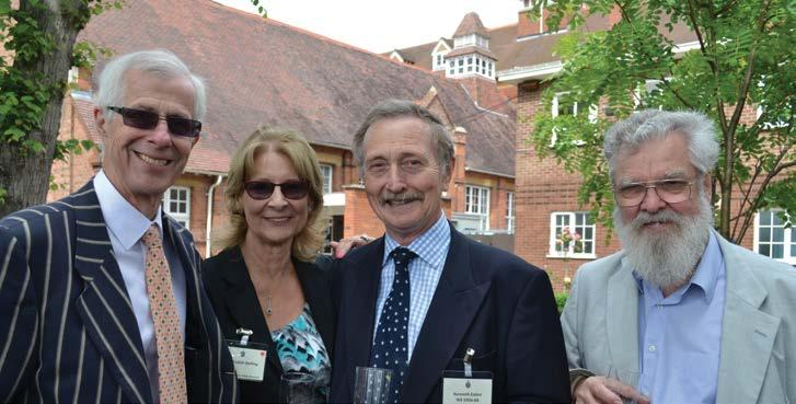 1960s Reunion 29 June 2013 The 1960s Reunion was a great occasion for renewing friendships and sharing fond memories and much laughter.