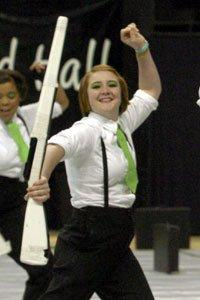 A Guard and B Guard The WGI rules state that any competing winter guard must be between the 5 to 30 members. We cannot exceed over 30 members in a winter guard show.