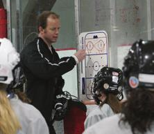 management. Instructors work within each student s level of knowledge and ability, to enhance technique and offer advice on style, based on the most current goaltending practices.