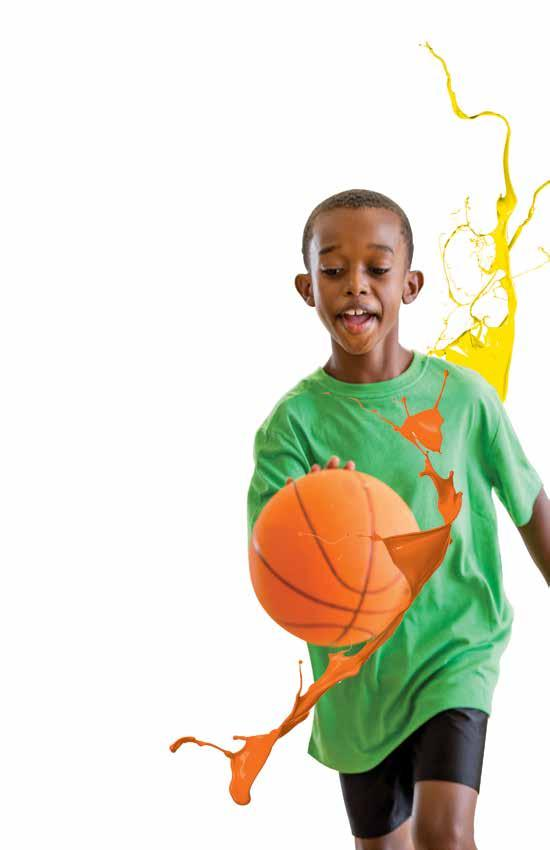 basketball LEAGUE PLAY We offer team play in four age groups: 7-9 Coed, 10-12 Coed, 13-14 Boys and 15-16 Boys.