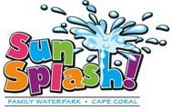 Sunsplash Family Waterpark June thru July. 1 Saturday session, 2 Mon-Wed sessions, 1 T-Th session, 7 weekly sessions for Jr. Guard.