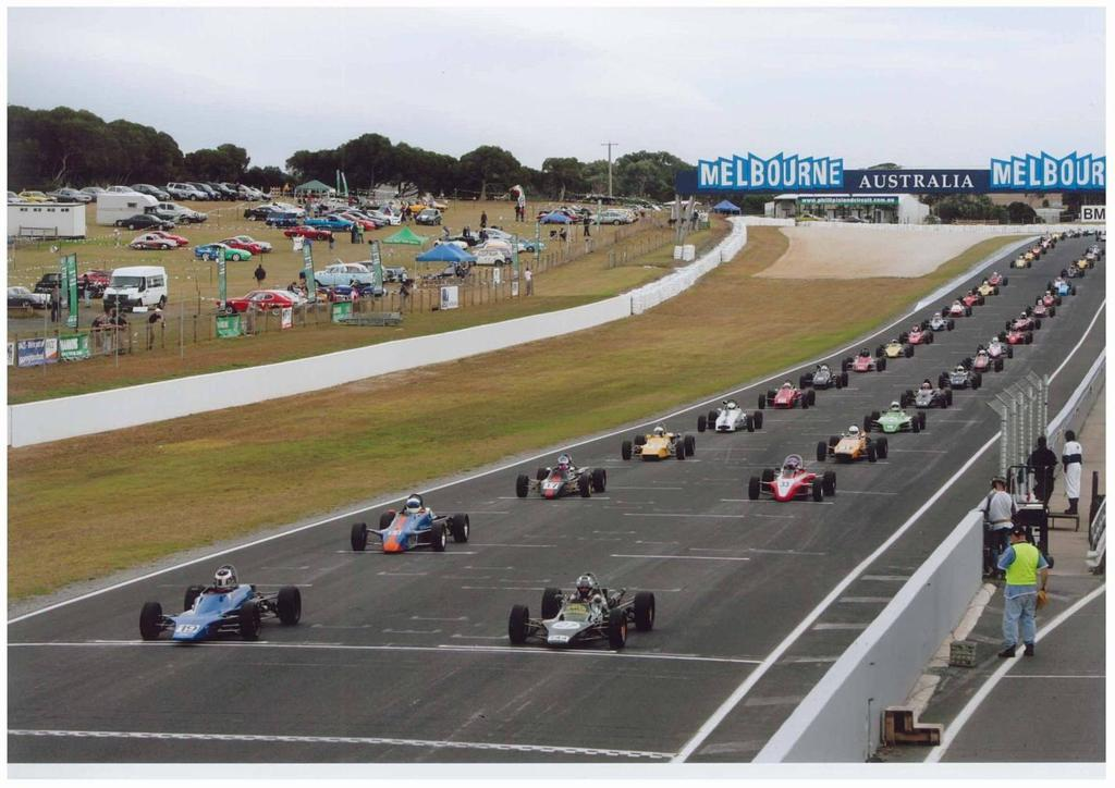 A newsletter for enthusiasts of Historic Formula Ford Racing Cars Prepared by Grant Burford Edited by John Keating histff@tpg.com.