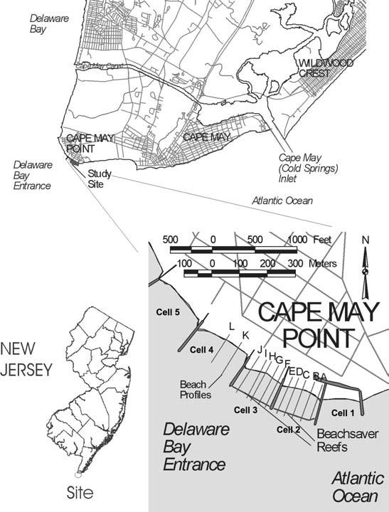 N CAPE MAY POINT CAPE MAY MEDOWS CAPE MAY CITY Figure 1.