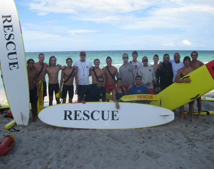 Lifeguard Agency Certification Supporting Lifeguard Development The USLA Southeast Region came to the rescue of the City of