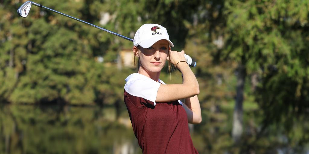second-lowest 18-hole total with first-round 73 at All There August Challenge where she tied for 38th on a 231 (73-81-77) Earned a tie for 39th at the Fred Marx Invitational (88-86-82--244) Tied for