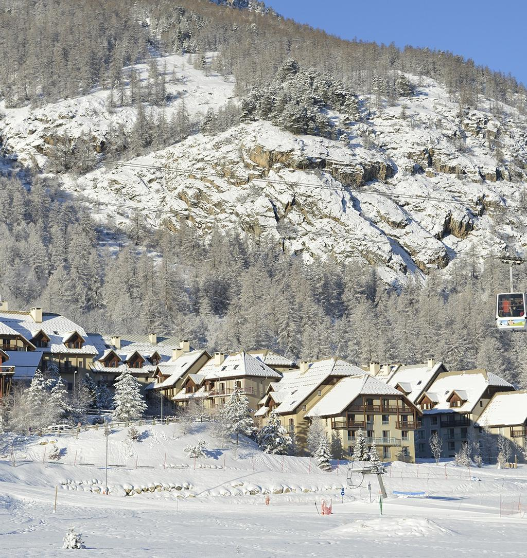 Serre-Chevalier France Hautes-Alpes -