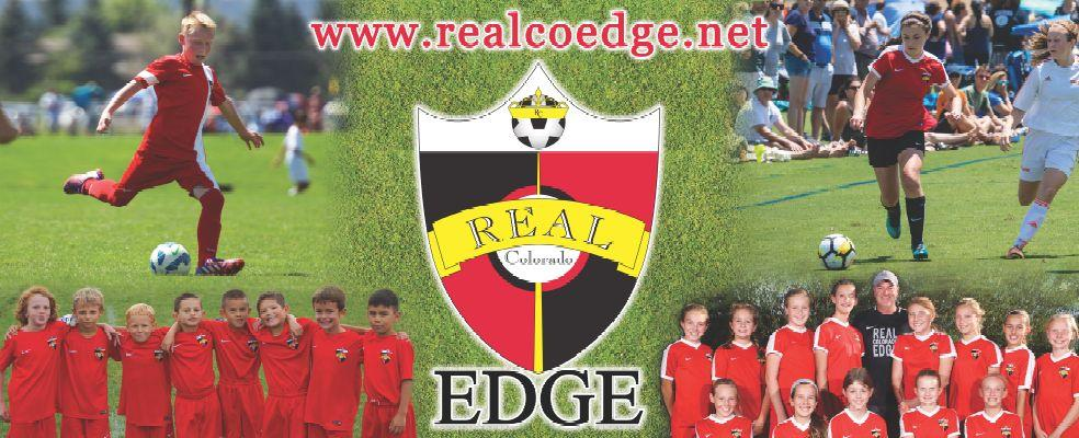 Real Colorado EDGE Soccer Club 11 Under (players born in 2008)