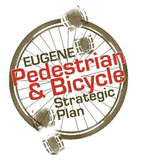 Plan Format This strategic plan has four parts: Vision: Concisely describes a future Eugene in which walking and biking are more fully integrated into the life of the City.