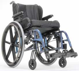 2Ultra-Light The Quickie 2 is already the most popular ultra-light folding frame wheelchair available today, and we ve found a way to make it even better.