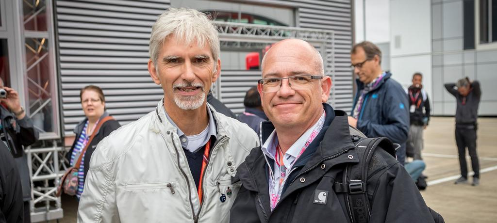 Chase Carey and more UNPRECEDENTED ACCESS Only available to select F1 Experiences