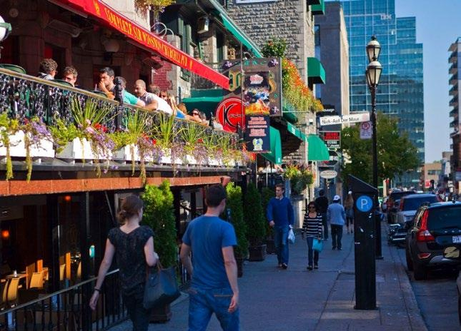 the city s heart. Famed for its multiculturalism, walking through the cobbled streets of Old Montréal will transcend you back into centuries past.