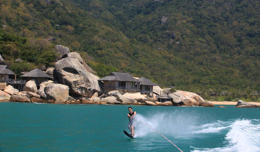 11 WATER SKI LESSONS Looking for a boost of adrenaline after all the rest and relaxation?