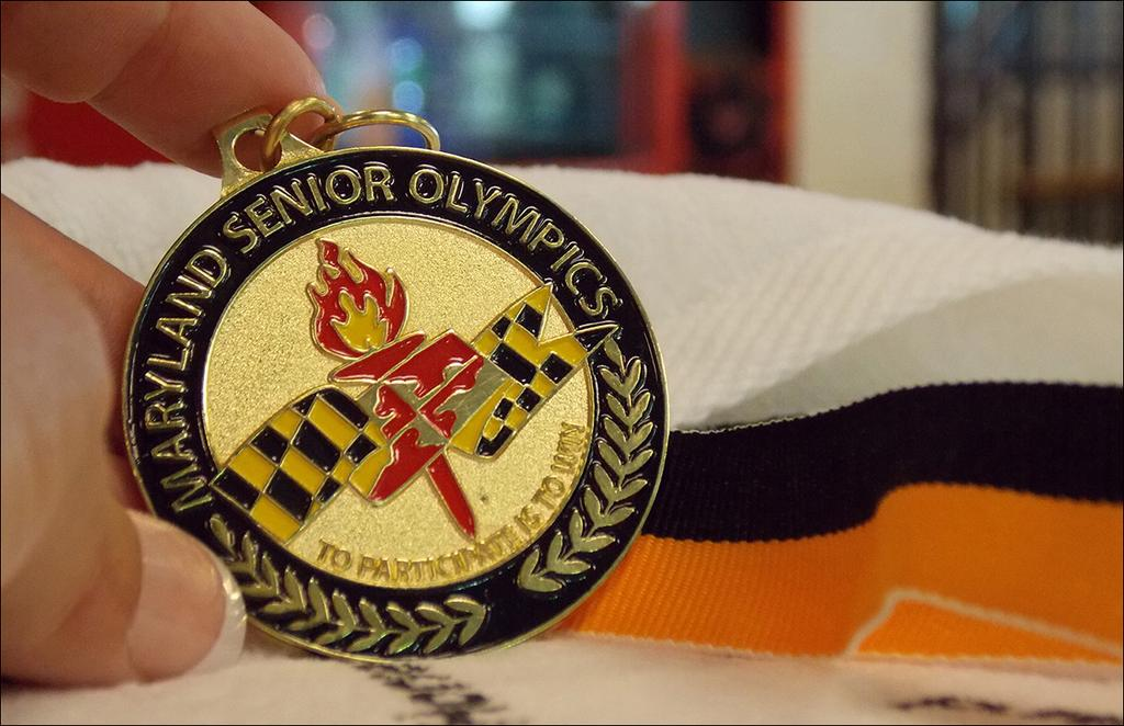 Turn Your Silver Into Gold For Maryland Senior Olympians!