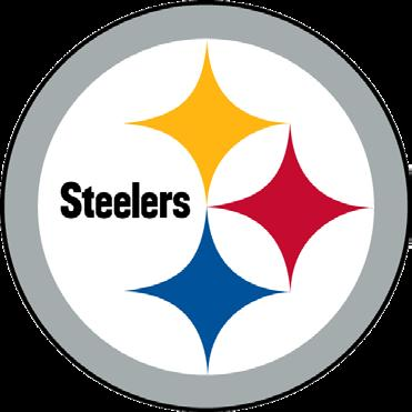 PITTSBURGH STEELERS COMMUNICATIONS Burt Lauten - Director of Communications Dominick Rinelli - Public Relations/Media Manager Angela Tegnelia - Public Relations Assistant www.steelers.