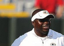 JOHN RUSHING OFFENSIVE ASSISTANT/SPECIAL TEAMS Fifth NFL Season Fifth Packers Season COACHING STAFF John Rushing begins his second season as the Packers offensive assistant/special teams after one