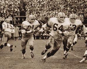 either Paul Hornung (5) or Jim Taylor