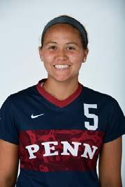 PENN FUSION SOCCER ACADEMY College Placement Emily Sands UPenn