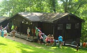 The committee is encouraging 4-H clubs to participate by making donations to the Cabin Campaign. If funds collected exceed $5,000, the remaining funds will be used to help fund another cabin.