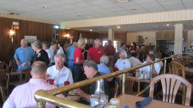 The next LOCC Meeting is scheduled for Sunday, May 19th at Captain Ron's