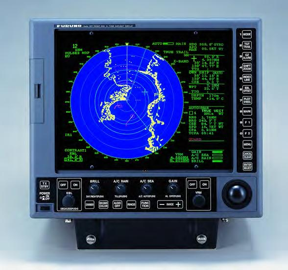 n Proper use of Radar Equipment (Rule 7, (b)) The radar allows the OOW : To determine if risk of