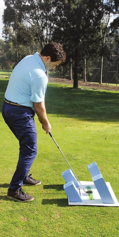 BioSwing Training drill It s the only golf learning tool on the market that has been