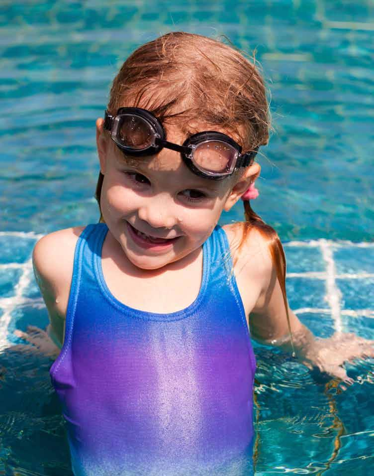 Swim Assessments Ready to register for swim lessons but not sure which class is right for your child?