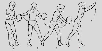 5. Tactical development. a. Defense in volleyball: the first aim of the defence is to eliminate the main threat of the attacker.