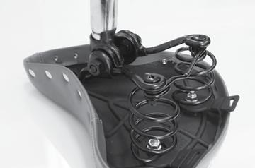 WARNING: INCORRECT ATTACHMENT OF THE PEDAL into the crank arm can strip the thread from the pedal spindle, or