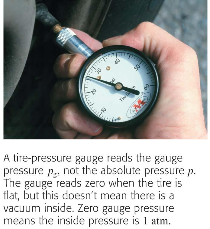Atmospheric Pressure The global average sea-level pressure is Pa, or 1 atm.