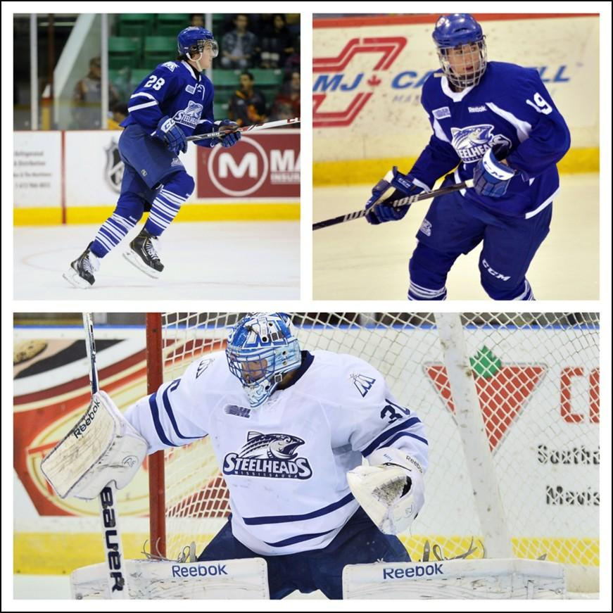 Page 5 September/October 2014 Steelheads to Watch This Season Mississauga Steelheads The Season Begins NOW! #4 D Sean Day: Granted Exceptional Status in 2013, played his first season as a 15 year old.