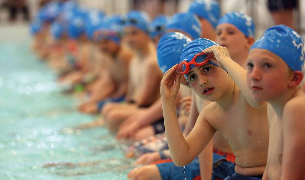 National Framework for swimming in Scotland Within the National Framework there are three programmes: Early Years; Learn to Swim; and Adults.
