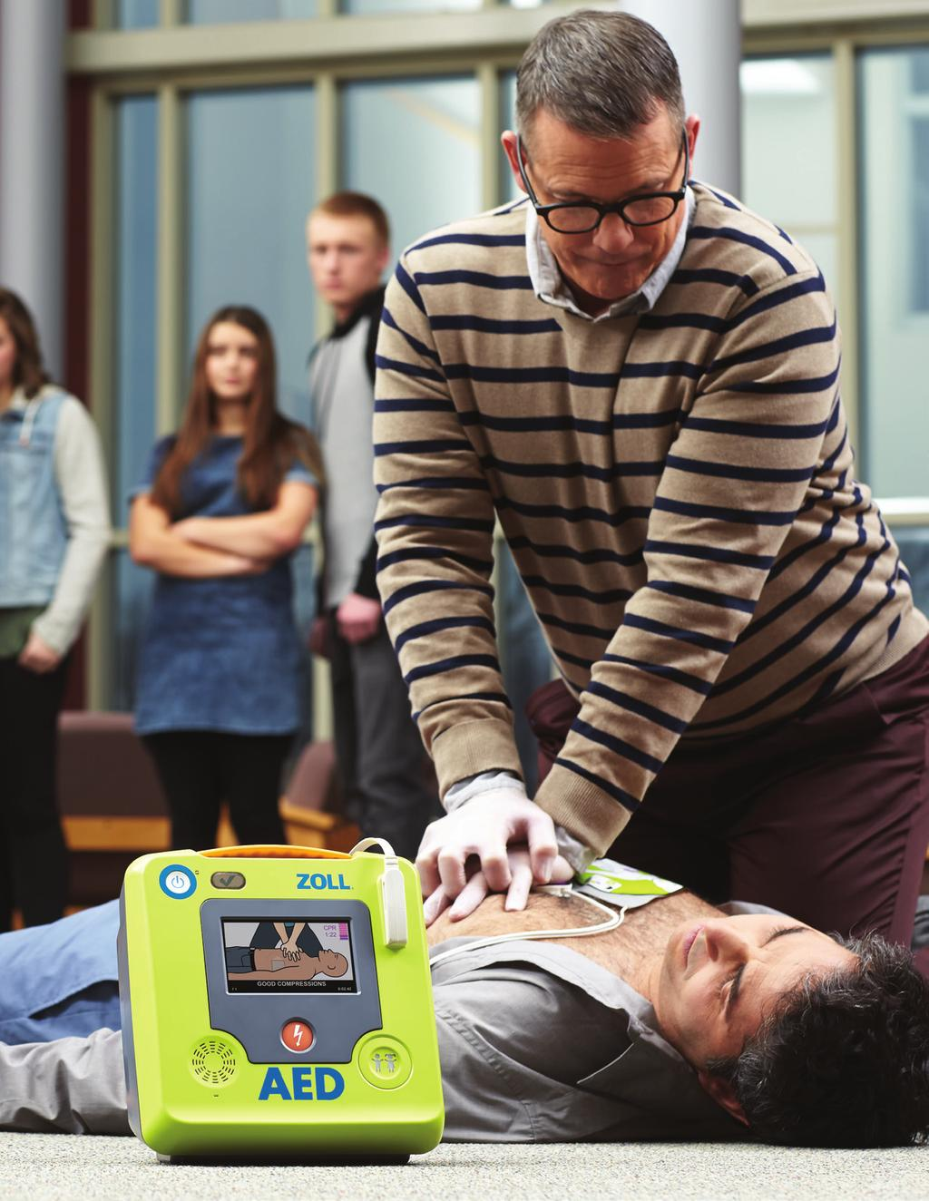 High-quality CPR improves survival from cardiac arrest.