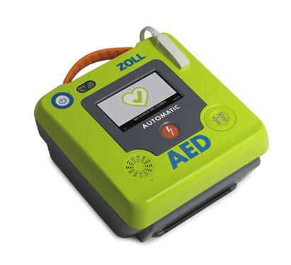 Ready for Tomorrow The AED 3 is easy to use, easy to maintain and reliable because it has the latest technology onboard.