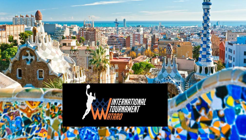 Basketball Youth Tournament Barcelona, Spain. June 22-25, 2018 from only 225 per person.