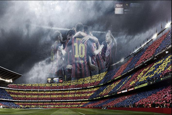 Camp Nou Experience Live the history of FC Barcelona and feel the same emotions the players of Barçelona do,